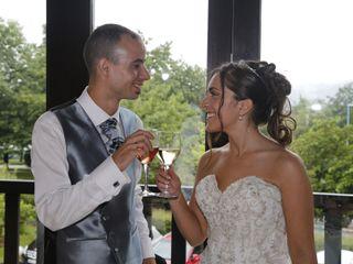 La boda de Iratxe y Borja