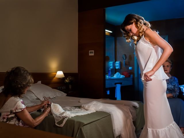 La boda de Javier y Cristina en Panton (San Martiño), Lugo 20