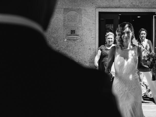 La boda de Javier y Cristina en Panton (San Martiño), Lugo 27