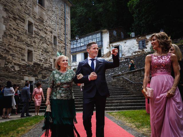 La boda de Javier y Cristina en Panton (San Martiño), Lugo 30