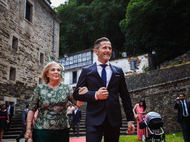 La boda de Javier y Cristina en Panton (San Martiño), Lugo 31