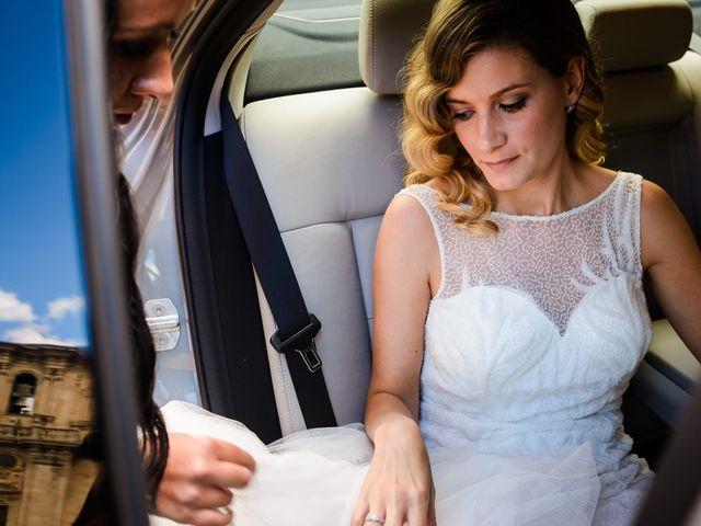 La boda de Javier y Cristina en Panton (San Martiño), Lugo 32