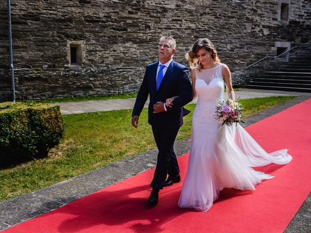 La boda de Javier y Cristina en Panton (San Martiño), Lugo 33