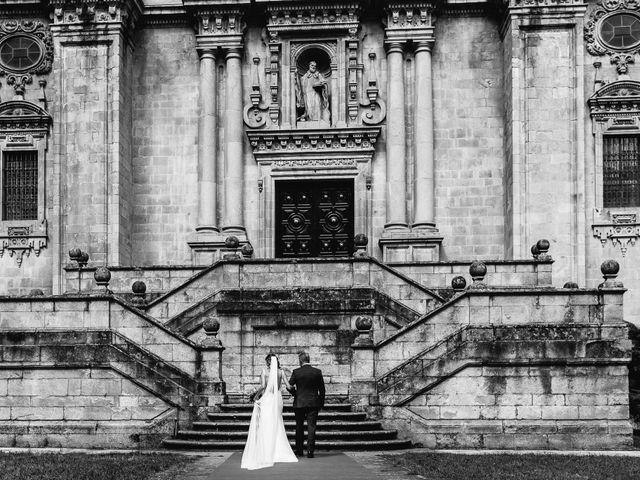 La boda de Javier y Cristina en Panton (San Martiño), Lugo 34