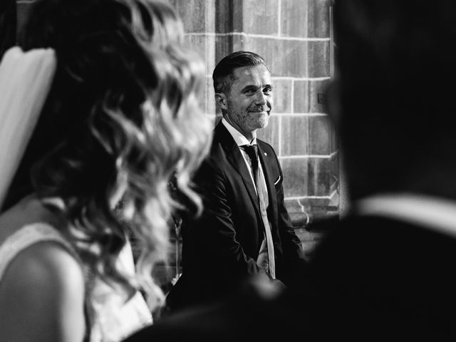 La boda de Javier y Cristina en Panton (San Martiño), Lugo 40