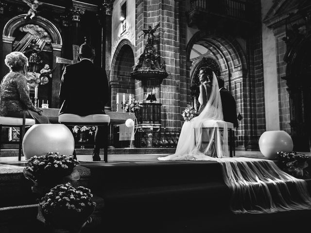La boda de Javier y Cristina en Panton (San Martiño), Lugo 43