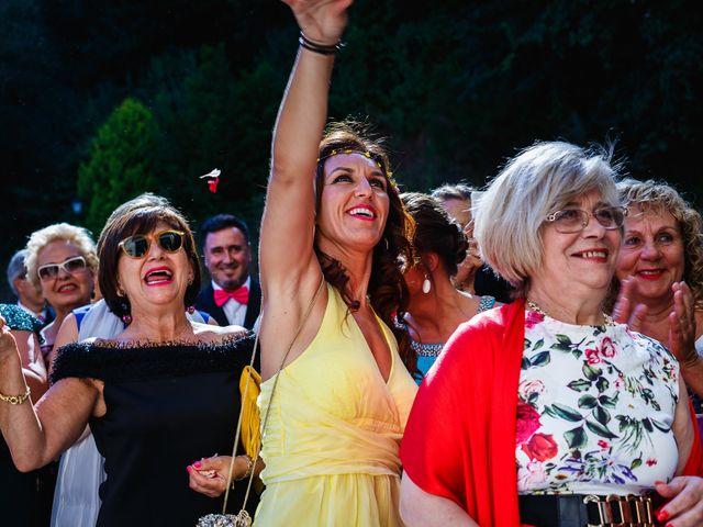 La boda de Javier y Cristina en Panton (San Martiño), Lugo 51