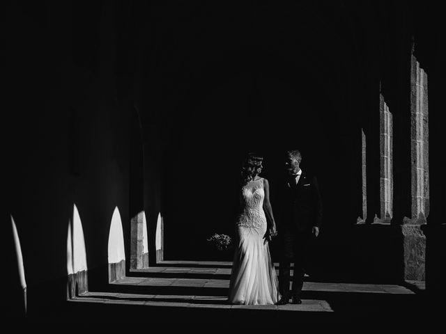 La boda de Javier y Cristina en Panton (San Martiño), Lugo 2