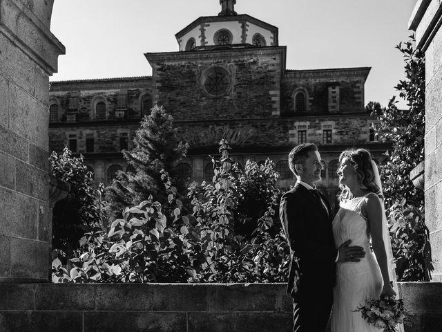 La boda de Javier y Cristina en Panton (San Martiño), Lugo 67