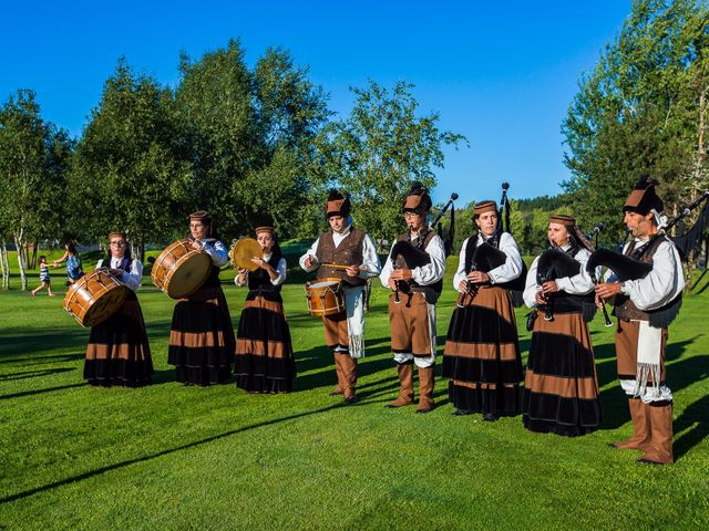 La boda de Javier y Cristina en Panton (San Martiño), Lugo 76