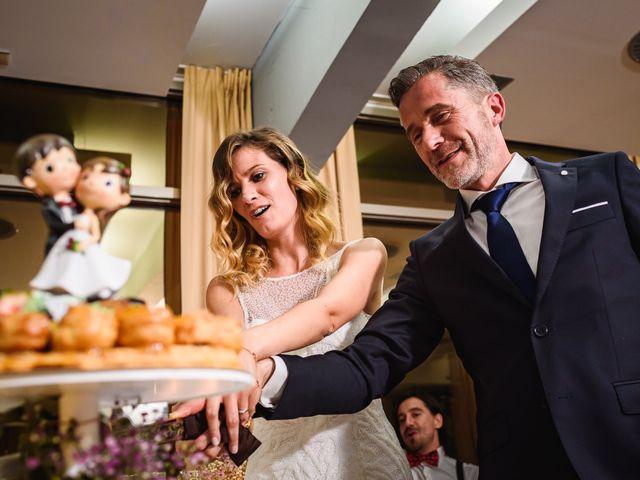 La boda de Javier y Cristina en Panton (San Martiño), Lugo 91