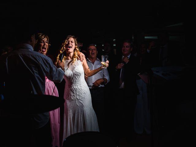 La boda de Javier y Cristina en Panton (San Martiño), Lugo 110