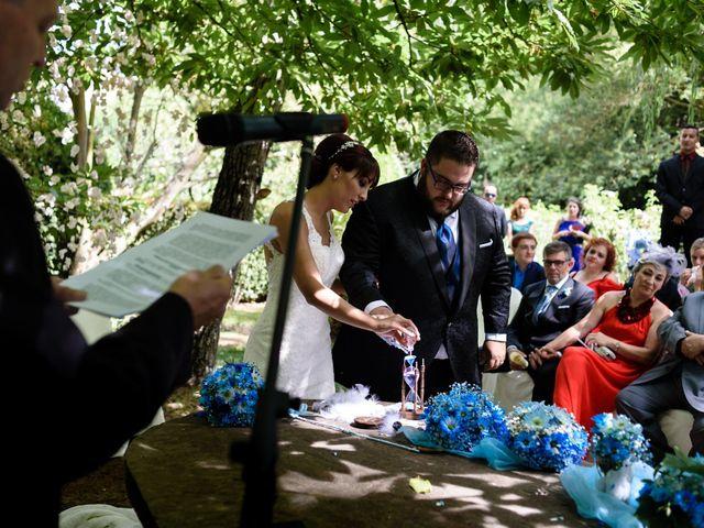 La boda de Toño y Vero en Carrizo De La Ribera, León 17