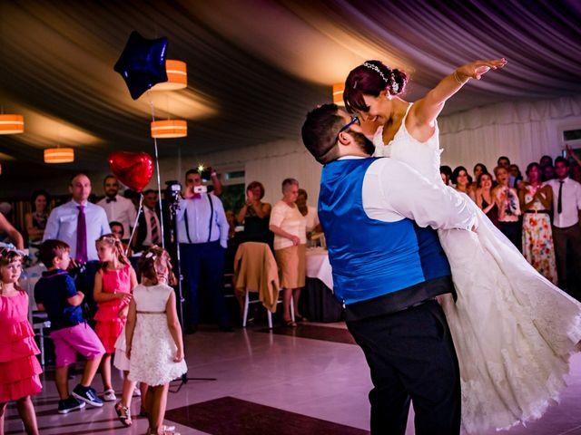 La boda de Toño y Vero en Carrizo De La Ribera, León 28