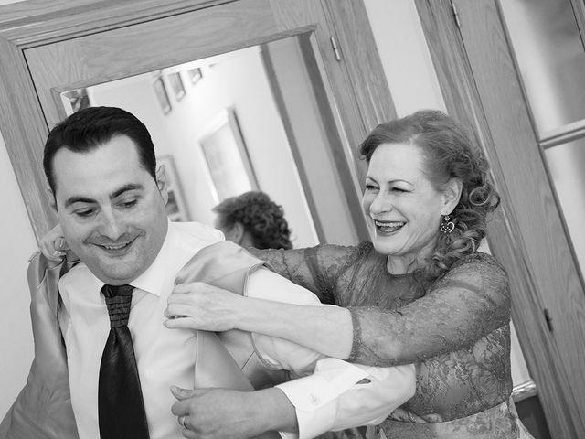 La boda de Javier y Sonia en Burgos, Burgos 13