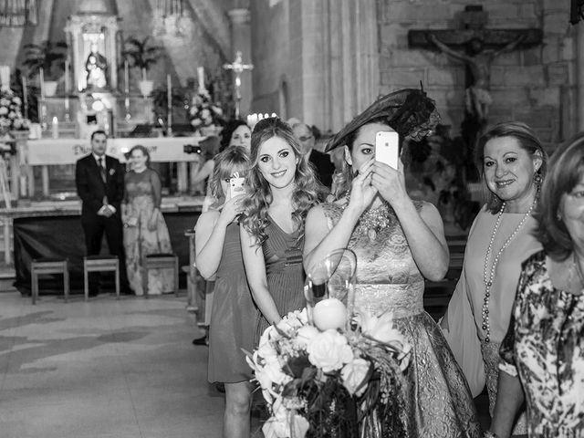 La boda de Javier y Sonia en Burgos, Burgos 18
