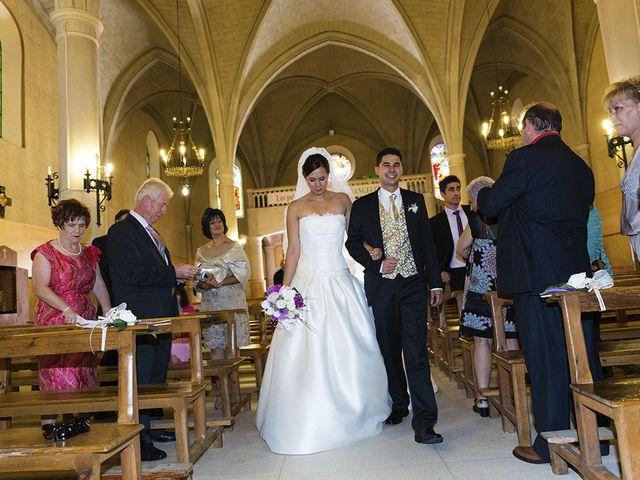 La boda de Javier y Sonia en Burgos, Burgos 19