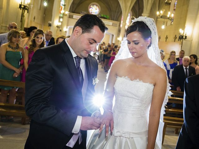 La boda de Javier y Sonia en Burgos, Burgos 22
