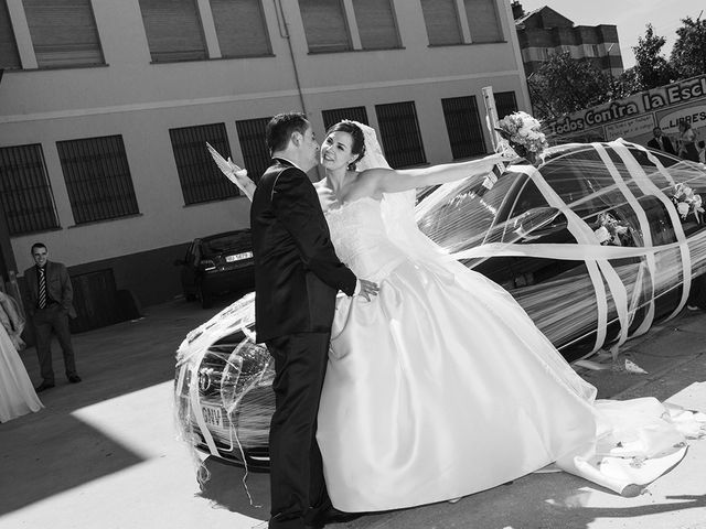 La boda de Javier y Sonia en Burgos, Burgos 30