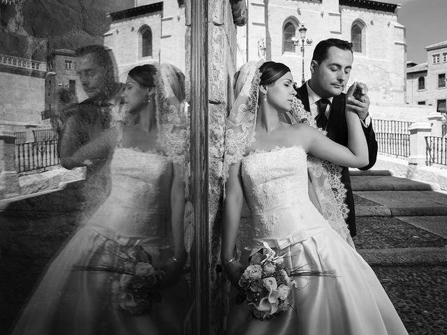 La boda de Javier y Sonia en Burgos, Burgos 33
