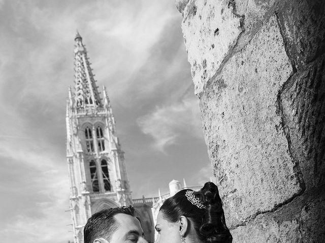 La boda de Javier y Sonia en Burgos, Burgos 34