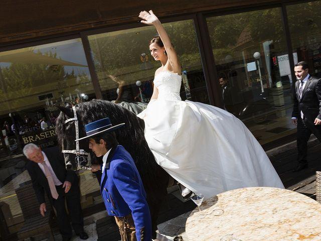 La boda de Javier y Sonia en Burgos, Burgos 37