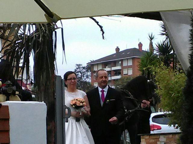 La boda de Josué y Yasmina en Suances, Cantabria 7