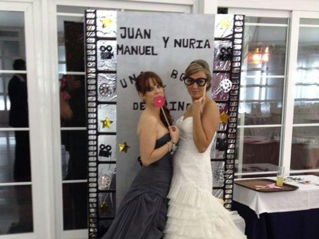 La boda de Nuria y Juan Manuel en Madrid, Madrid 12