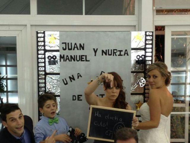 La boda de Nuria y Juan Manuel en Madrid, Madrid 13