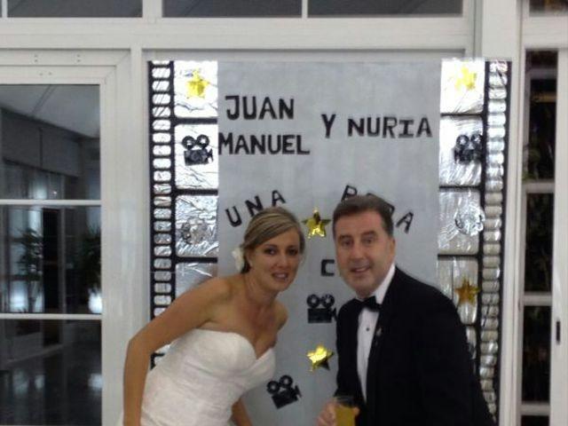 La boda de Nuria y Juan Manuel en Madrid, Madrid 14
