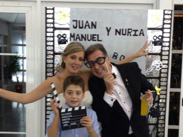 La boda de Nuria y Juan Manuel en Madrid, Madrid 15