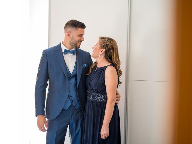 La boda de David y Montse en Palau De Plegamans, Barcelona 6