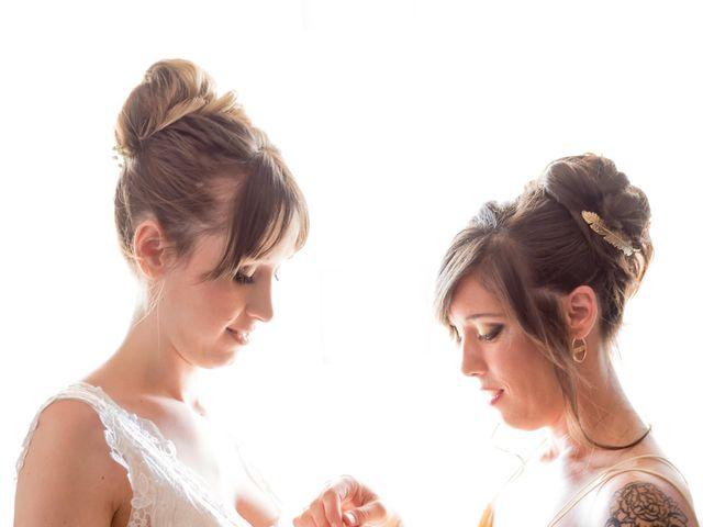 La boda de David y Montse en Palau De Plegamans, Barcelona 13