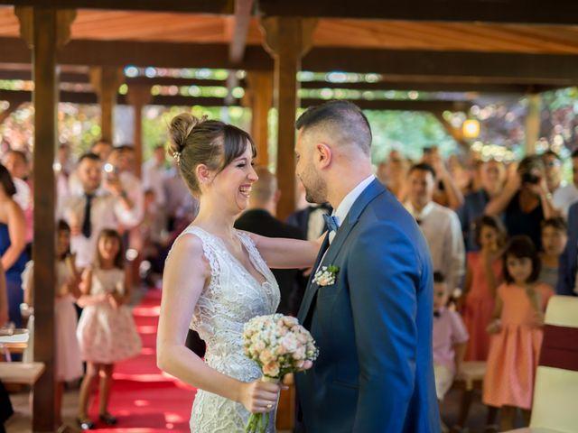 La boda de David y Montse en Palau De Plegamans, Barcelona 23