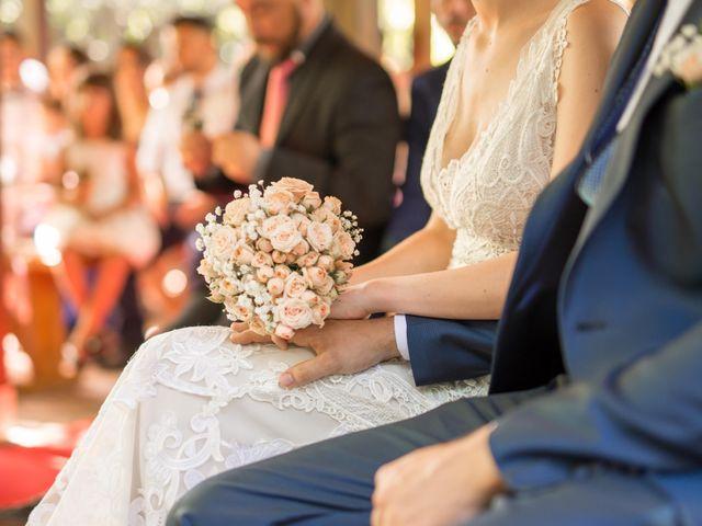 La boda de David y Montse en Palau De Plegamans, Barcelona 24