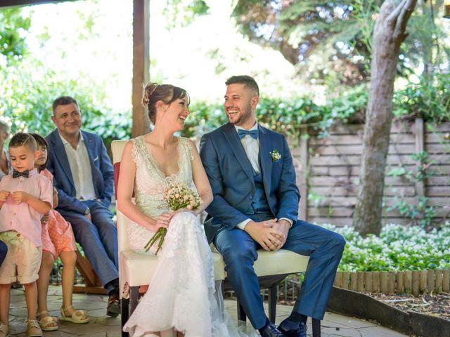La boda de David y Montse en Palau De Plegamans, Barcelona 25