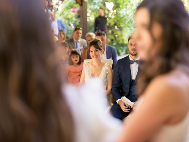 La boda de David y Montse en Palau De Plegamans, Barcelona 28
