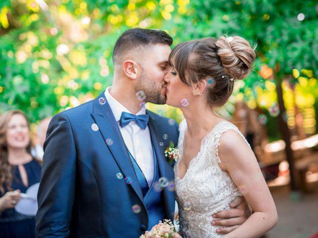 La boda de David y Montse en Palau De Plegamans, Barcelona 2