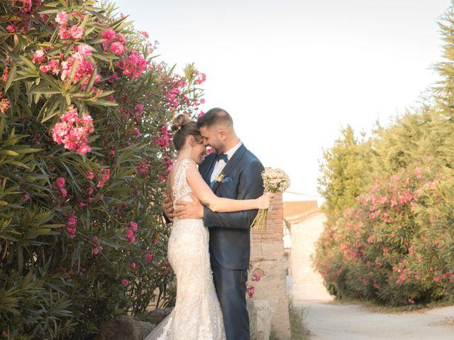 La boda de David y Montse en Palau De Plegamans, Barcelona 31