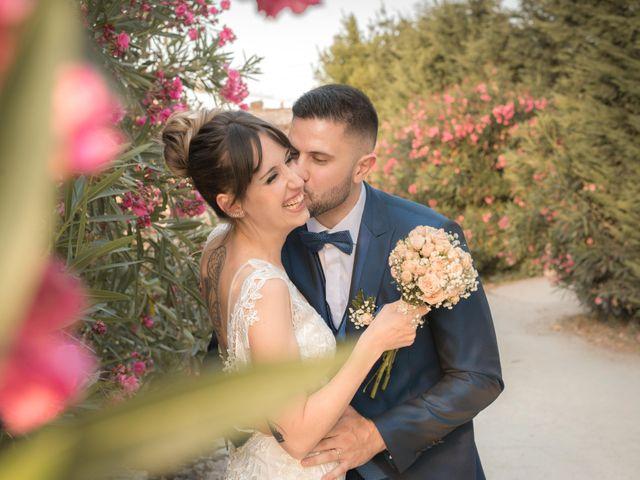 La boda de David y Montse en Palau De Plegamans, Barcelona 32