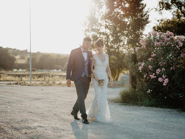La boda de David y Montse en Palau De Plegamans, Barcelona 37