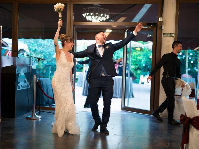 La boda de David y Montse en Palau De Plegamans, Barcelona 38