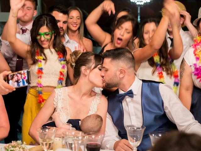La boda de David y Montse en Palau De Plegamans, Barcelona 43
