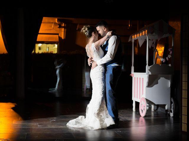 La boda de David y Montse en Palau De Plegamans, Barcelona 49
