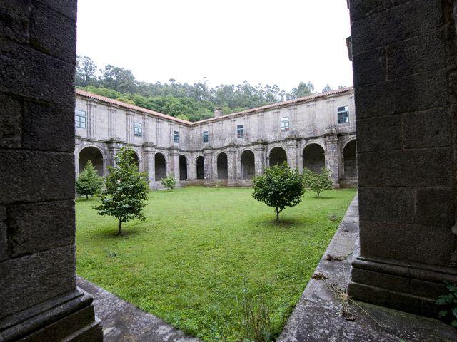 La boda de Moisés y Marta en Pontevedra, Pontevedra 5