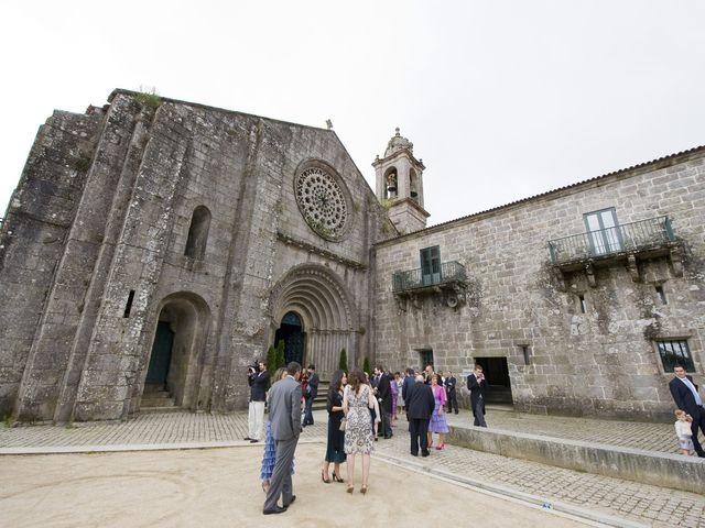 La boda de Moisés y Marta en Pontevedra, Pontevedra 6