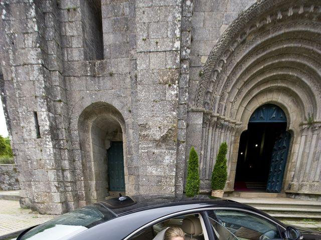 La boda de Moisés y Marta en Pontevedra, Pontevedra 13