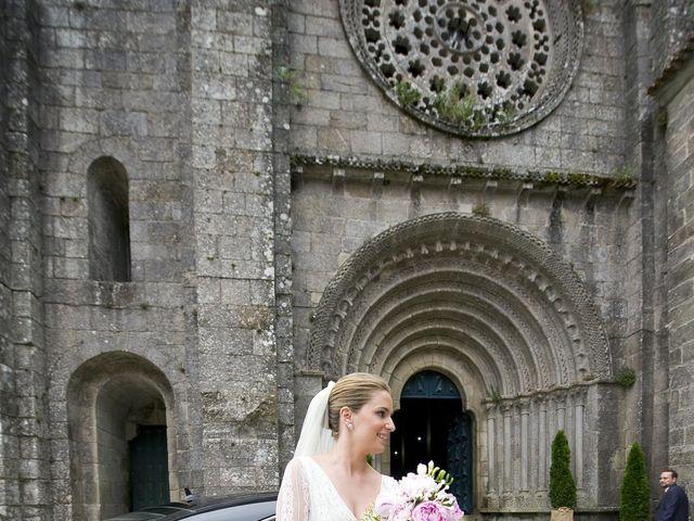 La boda de Moisés y Marta en Pontevedra, Pontevedra 14
