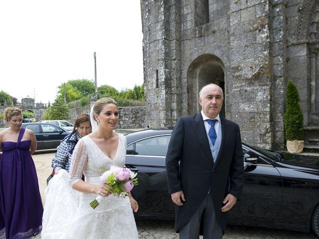 La boda de Moisés y Marta en Pontevedra, Pontevedra 15