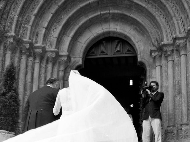La boda de Moisés y Marta en Pontevedra, Pontevedra 18